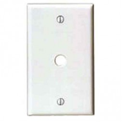 1-Gang Phone/Cable Box Mount Wall Plate