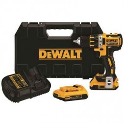 Cordless Brushless Compact Drill-Dewalt