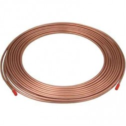 Copper Pipe Type-K Soft Coils