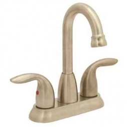 2-Handle Bar Faucet in Chrome