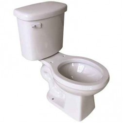 Premier Tank and Round Bowl Toilet-in a box