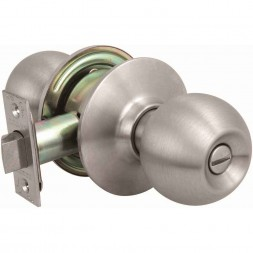 Ball Knob Privacy Door Lockset