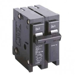 UL Classified Direct replacement Plug In Double Pole Breaker