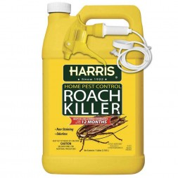 Harris Roach Killer, Liquid Spray with Odorless and Non-Staining