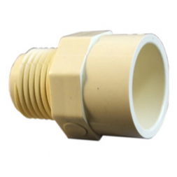 CPVC-CTS Reducing Male Adapter MPT x Slip