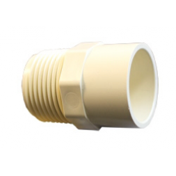CPVC-CTS Male Adapter MPT x Slip
