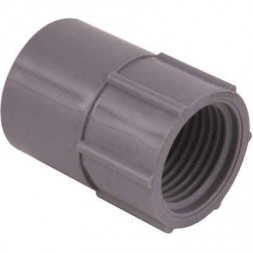 Nonmetallic PVC Sch40 Female Adapter