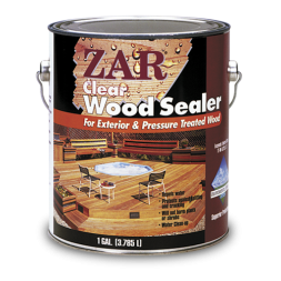 UGL-Zar Clear Wood  Sealer