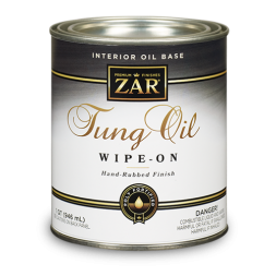UGL-Zar Interior Oil Base Tung Oil Wipe on Finish